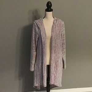 **3/$10** Hayden Duster Sweater Size Large